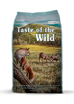 "Image of Taste of the Wild: Appalachian Valleyâ""¢ Small Breed Canine Formula with Venison & Garbanzo Beans"