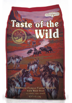 Image of Taste of the Wild: Southwest Canyon with Wild Boar Canine® Formula